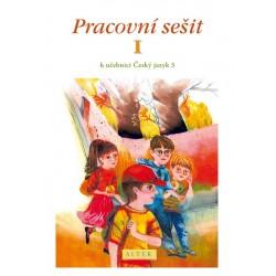 92847 Alter - PRACOVNÍ SEŠIT k Českému jazyku 3 - 1. díl