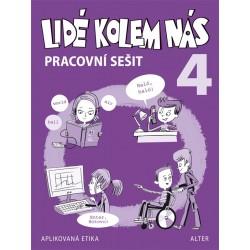 92934 Alter - PRACOVNÍ SEŠIT k učebnici LIDÉ KOLEM NÁS/ Etika 4
