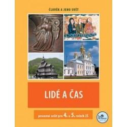 174281 Prodos - Lidé a čas (4. a 5. ročník) – Pracovní sešit