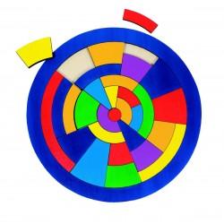 8112 Puzzle kruh