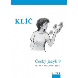 92979 Alter - Klíč k Českému jazyku 9/3. díl