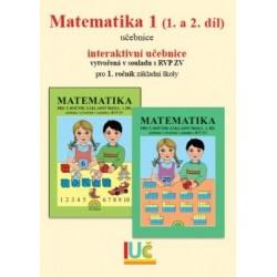 1-056-1 Interaktivní učebnice Matematika 1