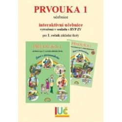 11-30-1 Interaktivní učebnice Prvouka 1 (učebnice)
