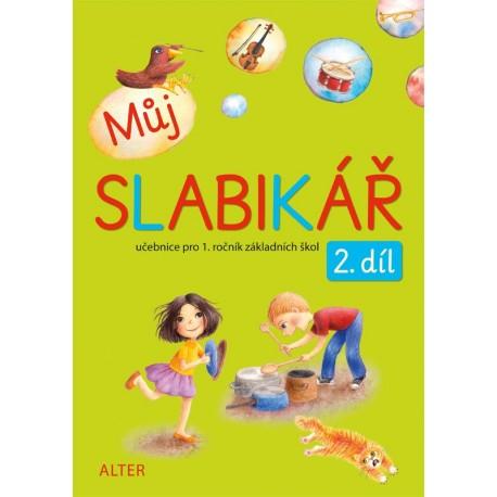 92147 Alter - Můj SLABIKÁŘ 2. díl