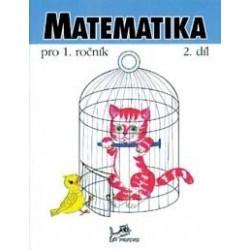 171092 Prodos - Matematika pro 1. ročník – 2. díl