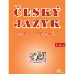 175011 Prodos - Český jazyk pro 5. ročník – 1. díl