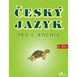 175012 Prodos - Český jazyk pro 5. ročník – 2. díl
