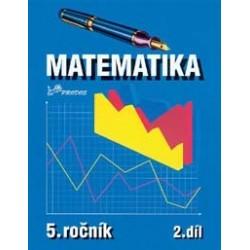 175032 Prodos - Matematika pro 5. ročník – 2. díl