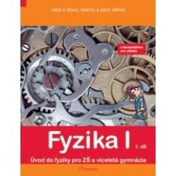 176075 Prodos - Fyzika I – 1. díl s komentářem pro učitele