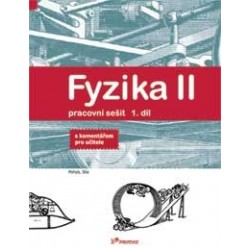 177036 Prodos - Fyzika II – 1. díl – pracovní sešit s komentářem pro učitele