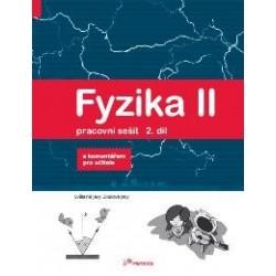 177038 Prodos - Fyzika II – 2. díl – pracovní sešit s komentářem pro učitele