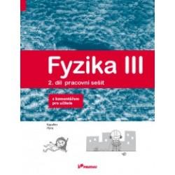 178038 Prodos - Fyzika III – 2. díl – pracovní sešit s komentářem pro učitele