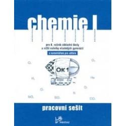 178052 Prodos - Chemie I – Pracovní sešit s komentářem pro učitele