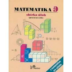 179022 Prodos - Matematika 9 – sbírka úloh s komentářem pro učitele (Pracovní sešit)