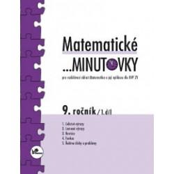 179025 Prodos - Matematické ...minutovky 9. ročník – 1. díl