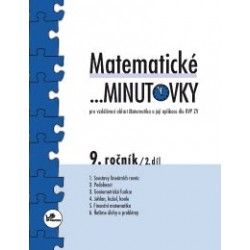 179026 Prodos - Matematické ...minutovky 9. ročník – 2. díl