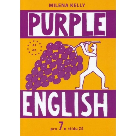 PURPLE ENGLISH 7 - učebnice