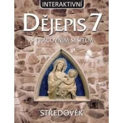 177032 Prodos - Interaktivní dějepis 7 + pracovní sešit na CD