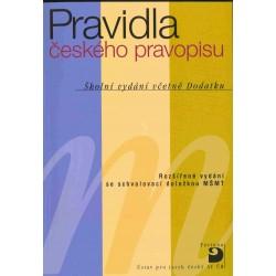 0014 Pravidla českého pravopisu brož.
