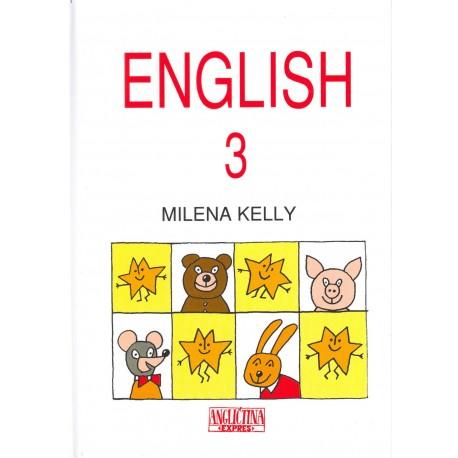 ENGLISH 3 - učebnice, slovníček