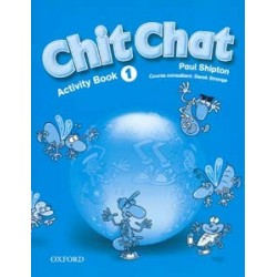 13600 Chit Chat 1 Activity Book