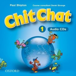 Chit Chat 1 Audio CDs (2)