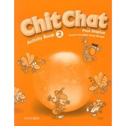 13609 Chit Chat 2 Activity Book