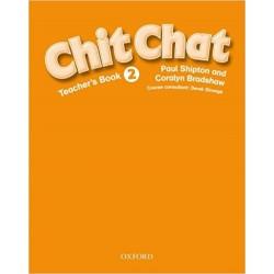 13611 Chit Chat 2 Teacher's Book