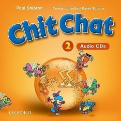 13613 Chit Chat 2 Audio CDs (2)