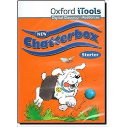 13636 New Chatterbox Starter iTools CD-ROM