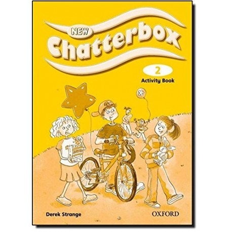 13646 New Chatterbox 2 Activity Book