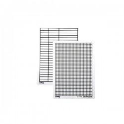 13560 Lenoch A4 úzká linka / čtvereček (papírový)