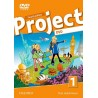 14702 - Oxford - Project Fourth Edition 1 DVD