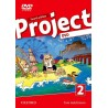 14703 - Oxford - Project Fourth Edition 2 DVD