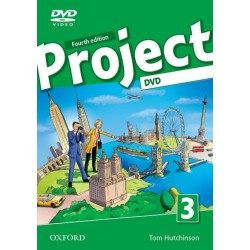 14704 - Oxford - Project Fourth Edition 3 DVD