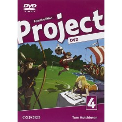 14705 - Oxford - Project Fourth Edition 4 DVD