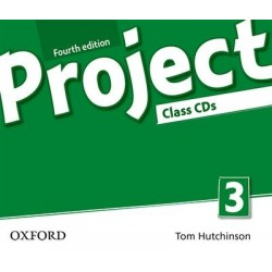 14714 - Oxford - Project Fourth Edition 3 Class Audio CDs /4/