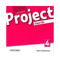 14715 - Oxford - Project Fourth Edition 4 Class Audio CDs /4/