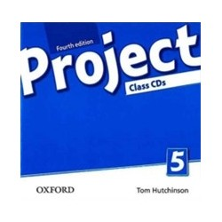 14716 - Oxford - Project Fourth Edition 5 Class Audio CDs /4/