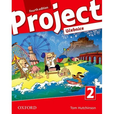14718 - Oxford -Project Fourth Edition 2 Učebnice