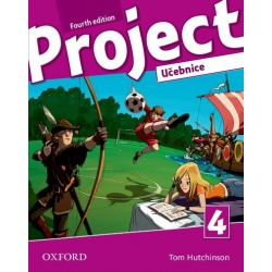14720 - Oxford - Project Fourth Edition 4 Učebnice