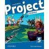 14721 - Oxford - Project Fourth Edition 5 Učebnice