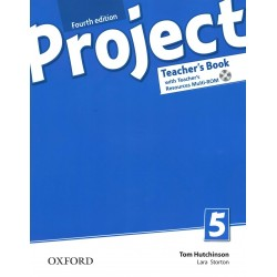 14731 - Oxford - Project Fourth Edition 5 Teacher´s Book with Online Practice Pack