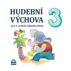 165248 SPN - Hudební výchova pro 3. r. ZŠ, CD