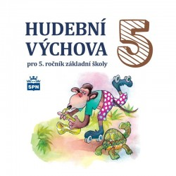 165250 SPN - Hudební výchova pro 5. r. ZŠ, CD
