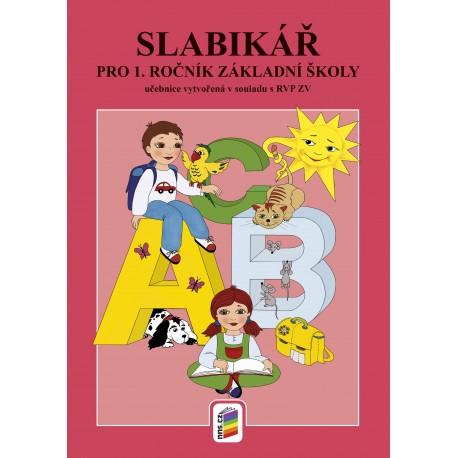 SLABIKÁŘ (brožovaný) - nová řada