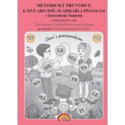 1-96 NŠ DUDA - Metodika ke Slabikáři a Živé abecedě (původní řada)
