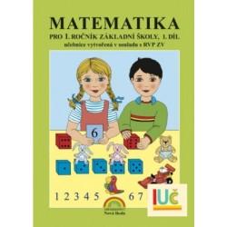 MATEMATIKA 1/1.díl učebnice, nová řada