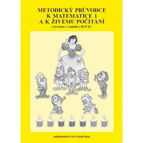 0109 METODICKÝ PRŮVODCE MATEMATIKA 1 nová řada