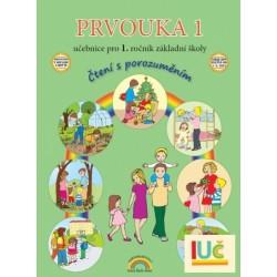 11130 Prvouka 1 učebnice - Edice čtení s porozuměním